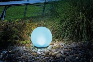 Kugellampe Garten 20cm