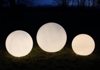 LED Gartenkugel 60cm