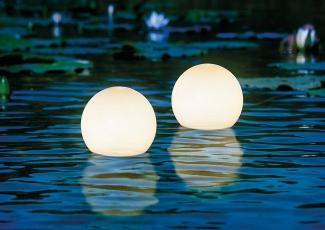 LED Kugelleuchte 15cm